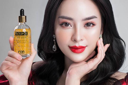 Review top 5 sản phẩm serum vàng 24K để sở hữu làn da tuyệt hảo