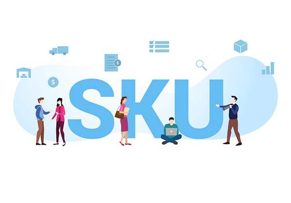 Sku là đơn vị phân loại hàng hóa tồn kho