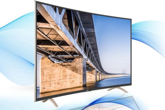 Review top 5 sản phẩm Tivi màn hình cong giải trí đa phương tiện ấn tượng hiện nay
