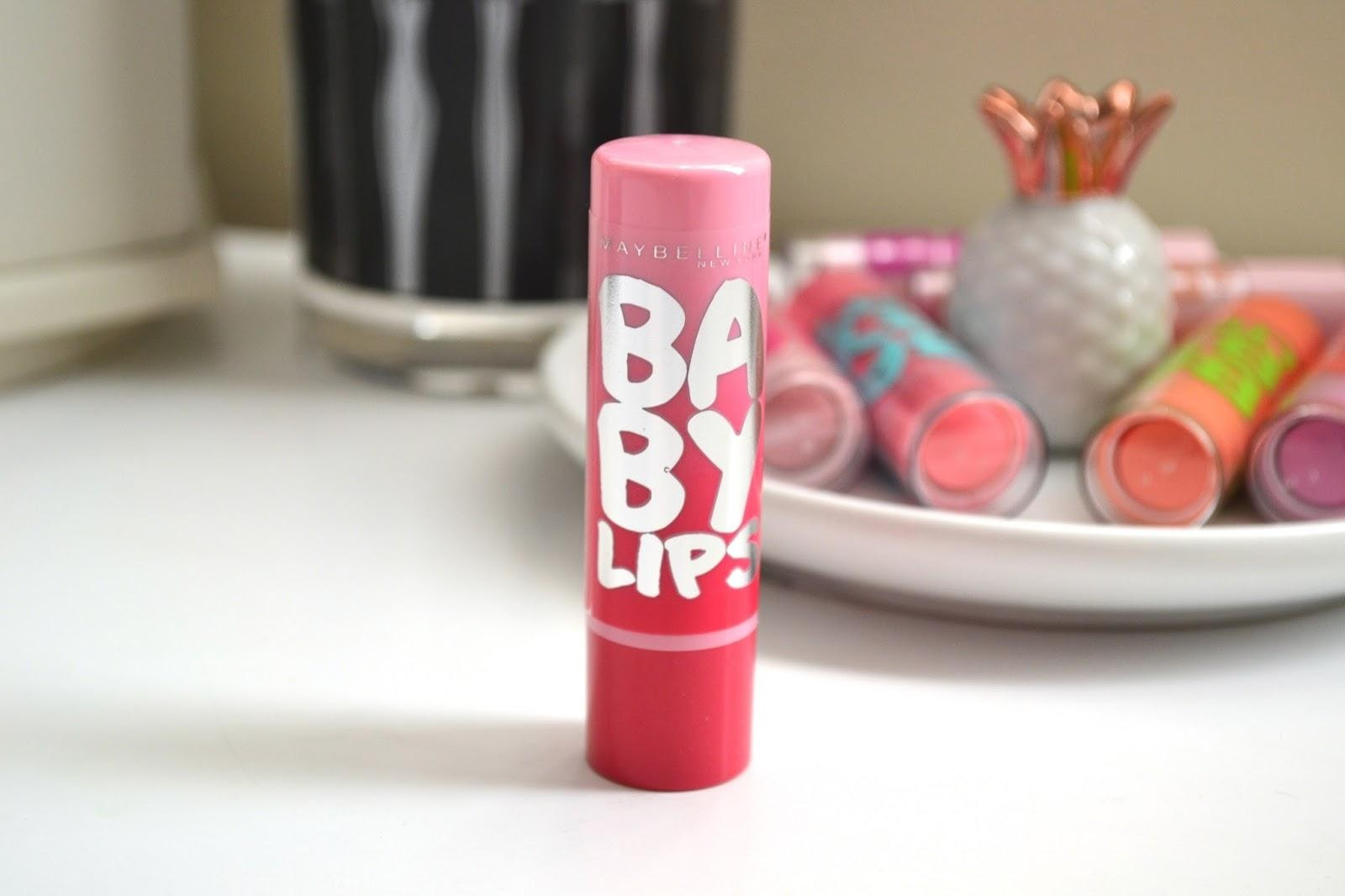Son dưỡng Maybelline Baby Lips New York
