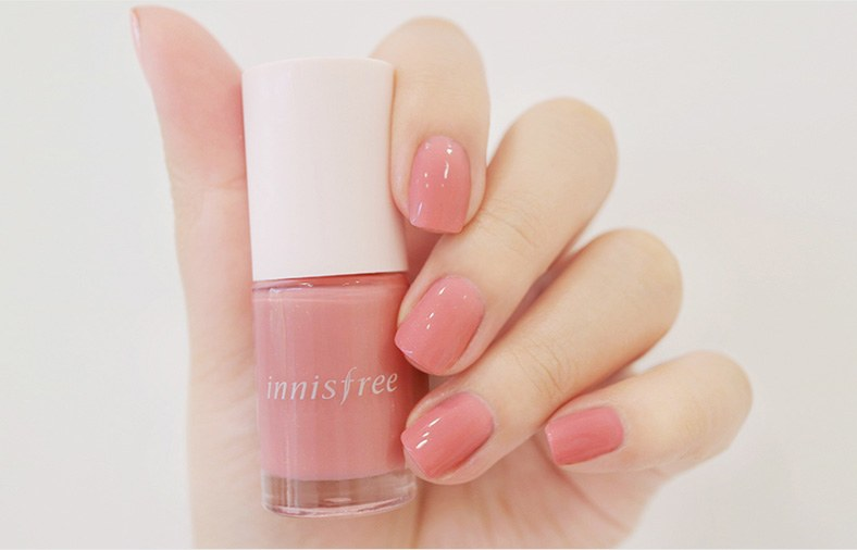 Sơn móng tay Innisfree Real Color Nail