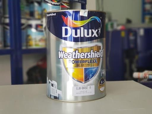 Sơn ngoại thất siêu cao cấp Dulux Weathershield Powerflex