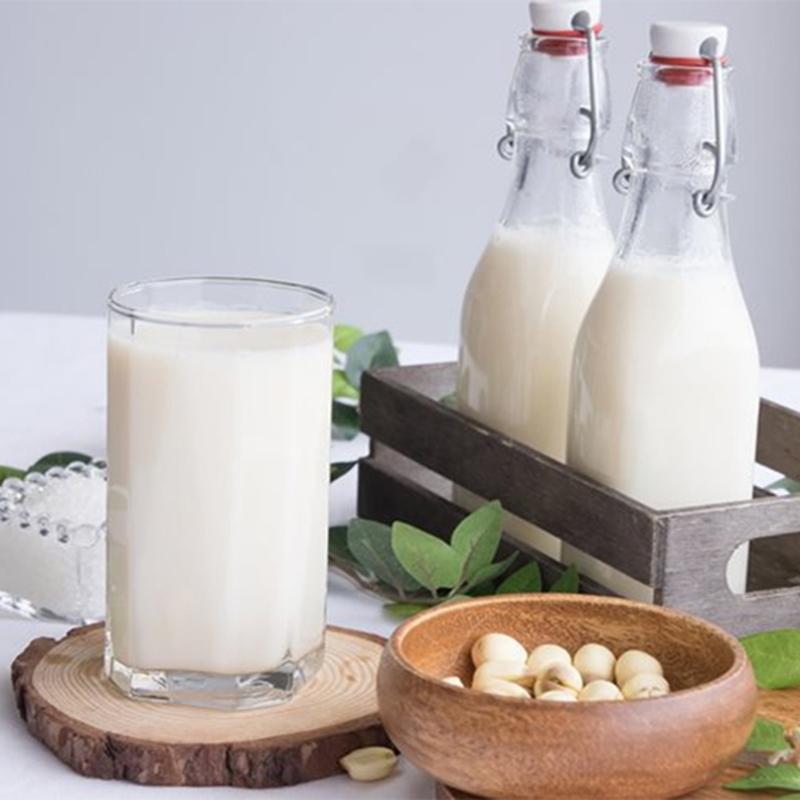 Sữa hạt sen 2