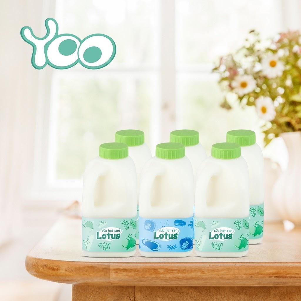Sữa Hạt Sen Lotus Yoo