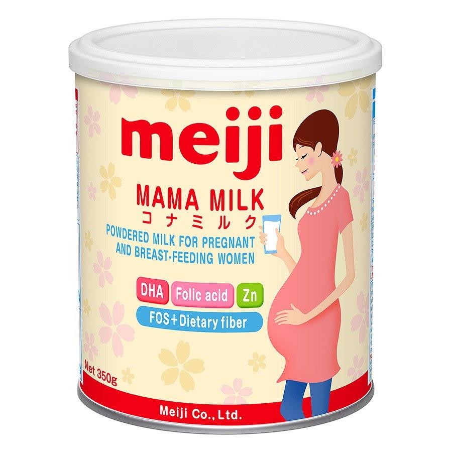 Sữa Nhật cho bà bầu Meiji 350g