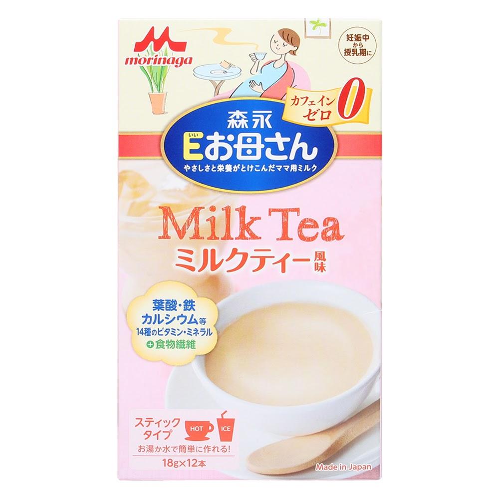 Sữa Nhật cho bà bầu Morinaga hộp 12 gói