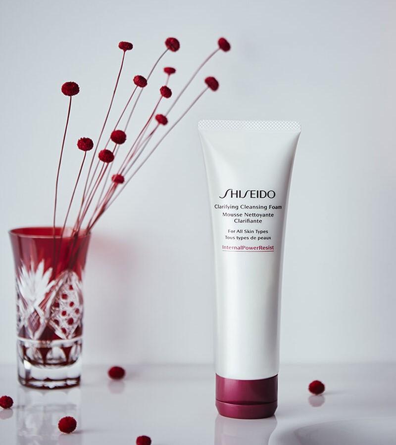 Sữa rửa mặt Shiseido Clarifying Cleansing 125ml