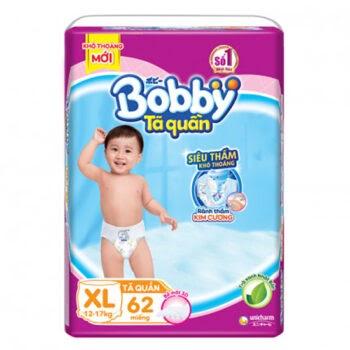 Tã quần em bé Bobby