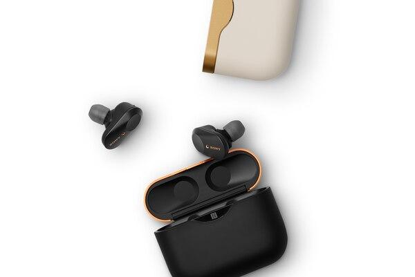 Tai nghe earbud Sony WF-1000XM3