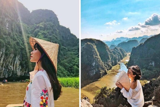 Review top 5 địa điểm du lịch Ninh Bình đẹp nổi tiếng nên khám phá nhất 2021