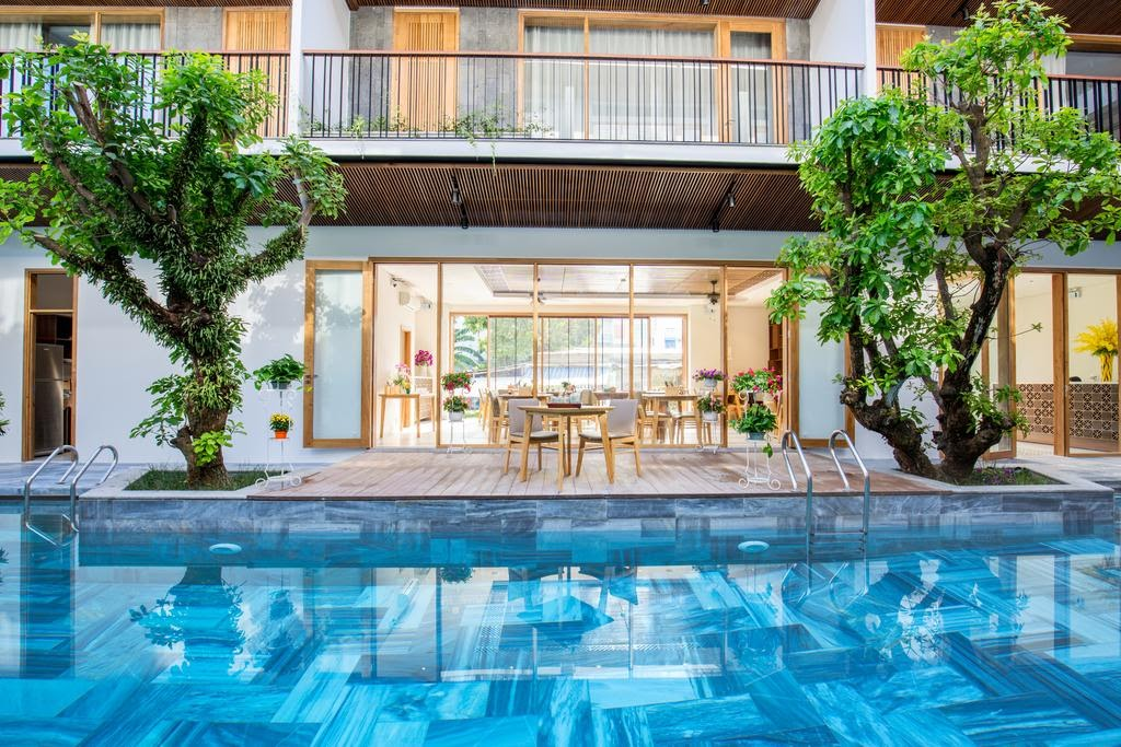 Tam House Villa Hotel 2