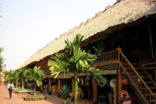 Review top 5 Resort Ba Vì view đẹp, níu chân bao bạn trẻ