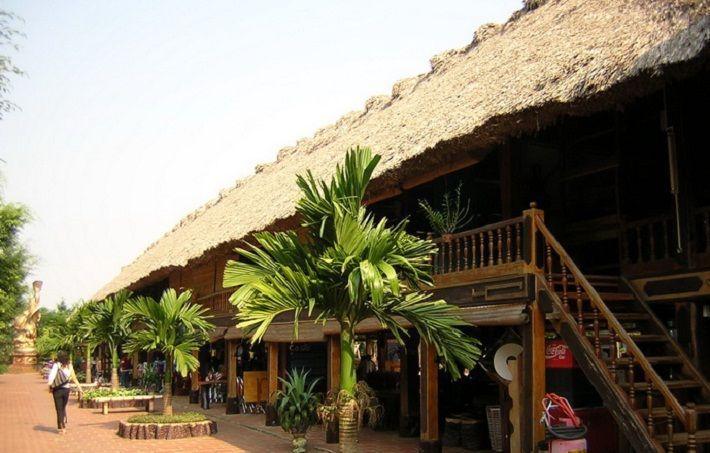 Thác Đa Resort Ba Vì