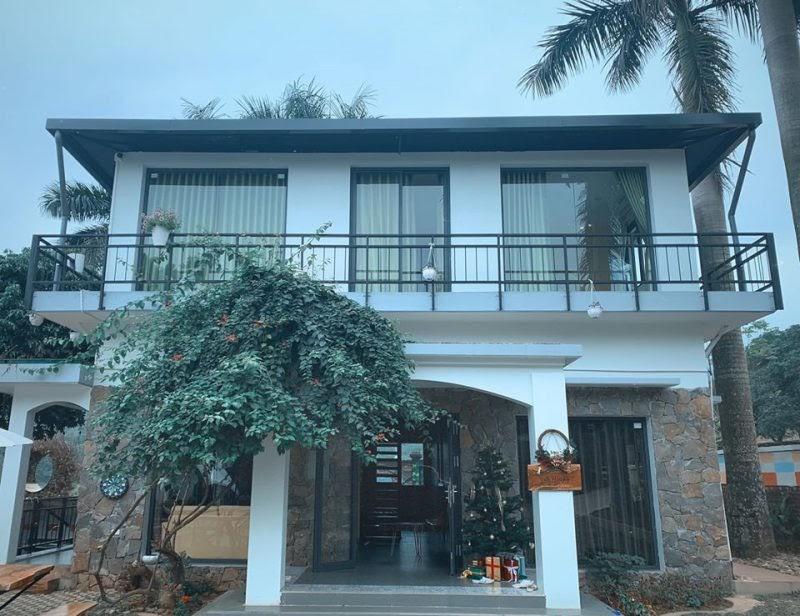 The Kefi house