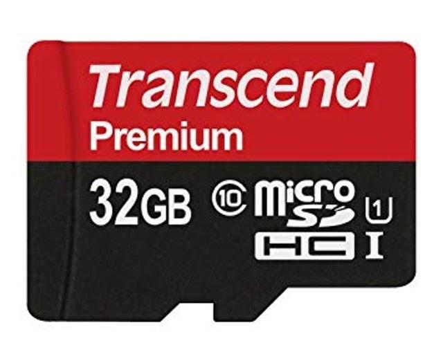 Thẻ MicroSD HC Premium Class 10