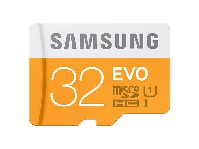 Thẻ MicroSD Samsung 32GB Evo