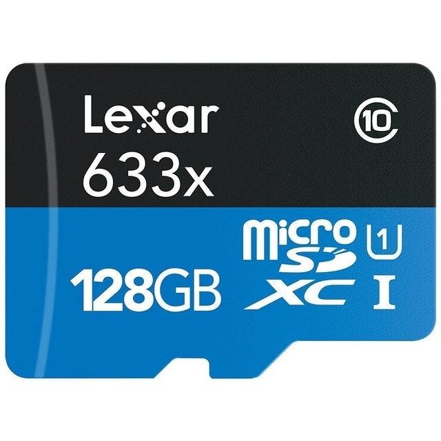 Thẻ nhớ MicroSD SDXC 633X