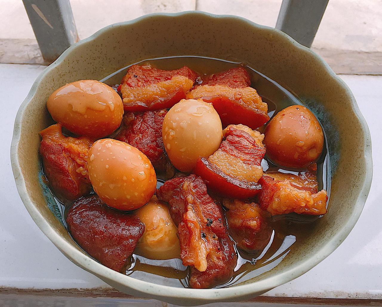 Thịt kho tàu - món ăn truyền thống