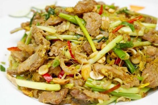 Chế biến thịt thỏ xào lăn thơm ngon, bổ dưỡng cho cả gia đình với công thức đơn giản