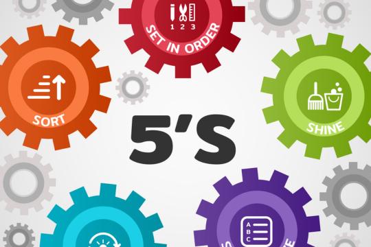 5s là gì? Lợi ích khi áp dụng phương pháp 5s là gì?