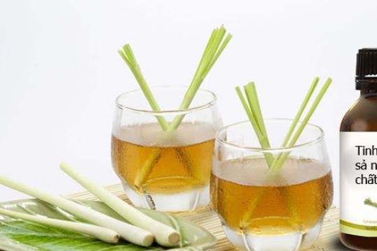 Các cách làm tinh dầu sả nguyên chất cực dễ tại nhà