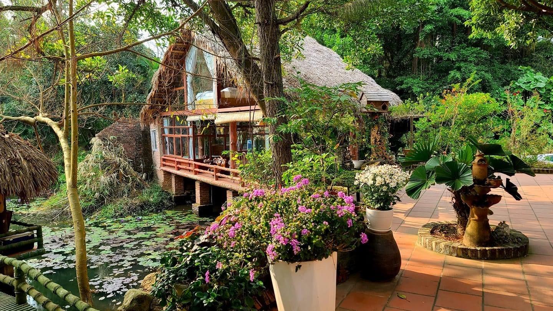 Trà Hoa Viên – Eco Villa