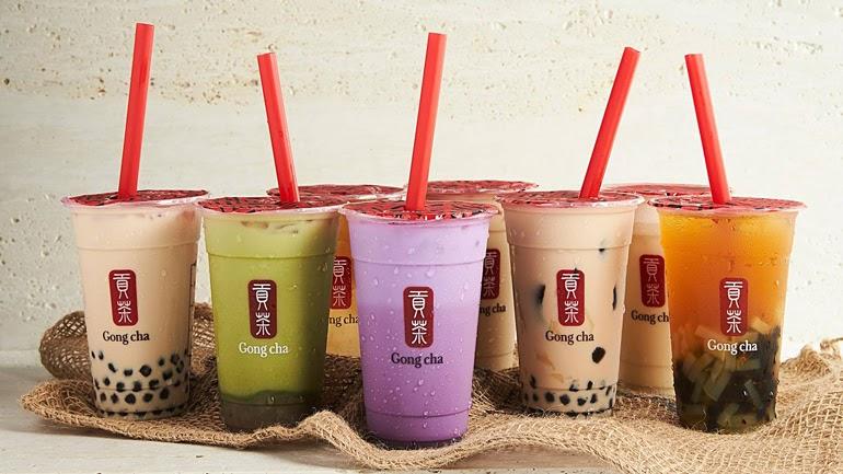 Trà sữa Ba Đình Gong Cha