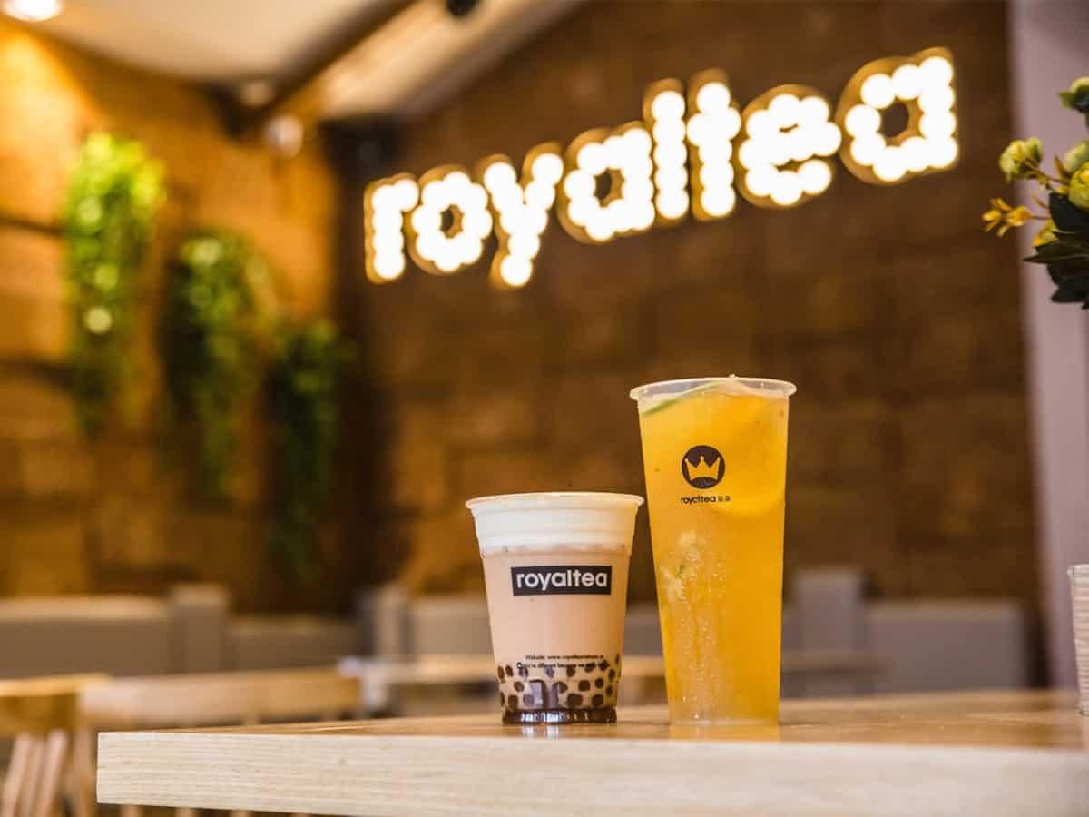 Trà sữa Ba Đình Royaltea
