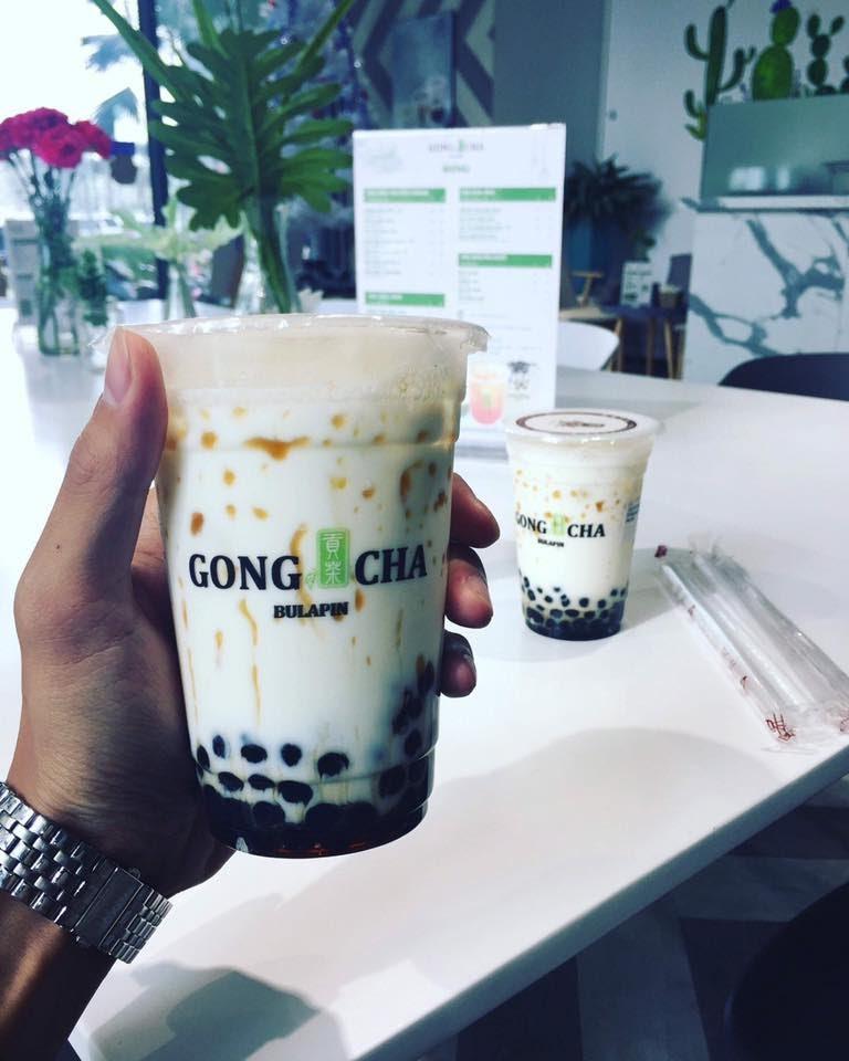 Trà sữa Bulapin Gong Cha
