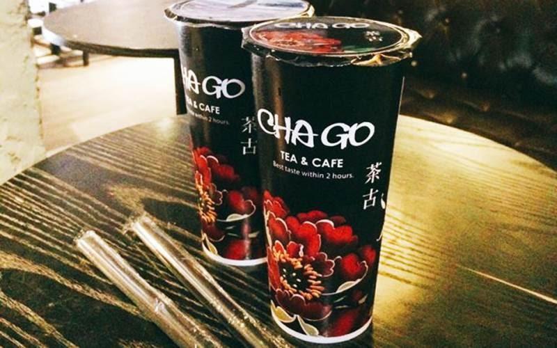 Trà sữa Chago Tea & Cafe 2