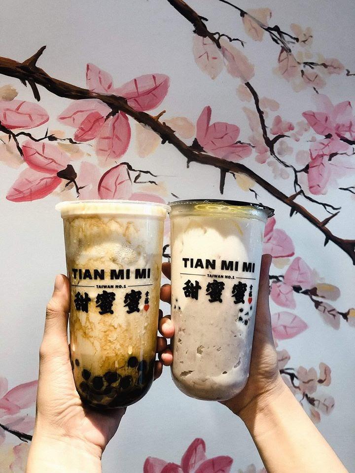 Trà sữa Dimsum Tian Mi Mi 2