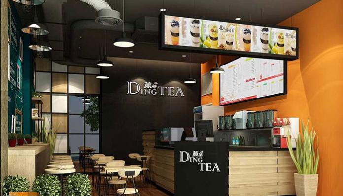 Trà sữa Dingtea 2