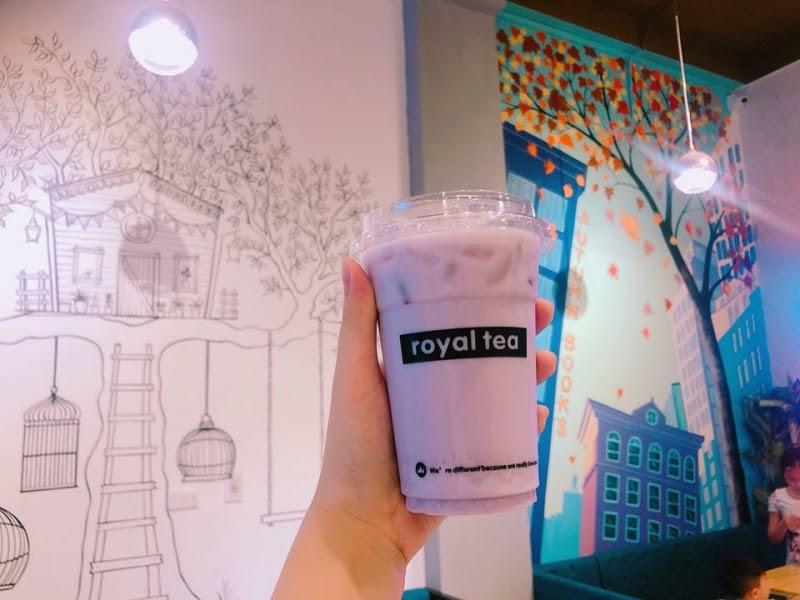 Trà sữa Royaltea- Trà sữa Hong Kong