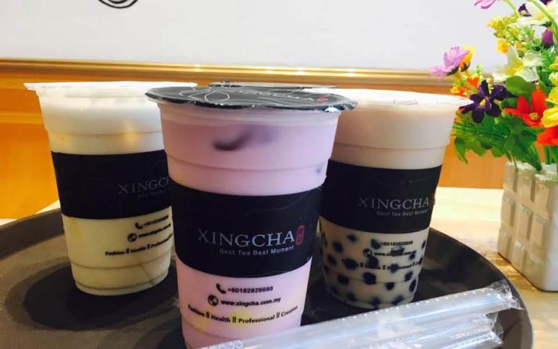 Trà sữa Xingcha