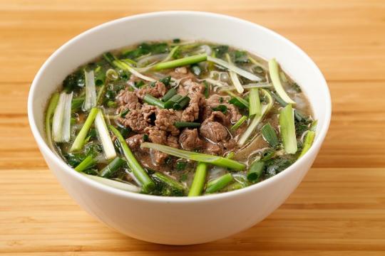 Review top 5 quán ăn sáng Hà Nội siêu đắt khách