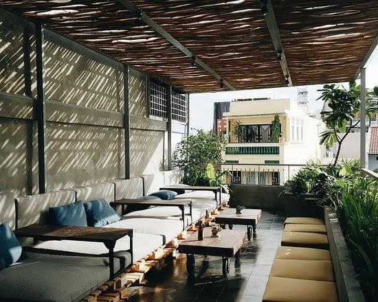 Trải nghiệm khi đến với homestay Singoong Hostel Bar