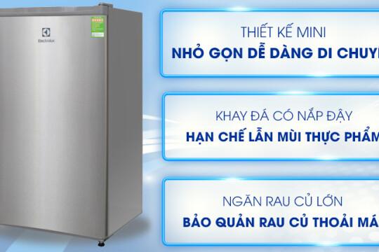 Review top 5 tủ lạnh mini thích hợp cho phòng trọ