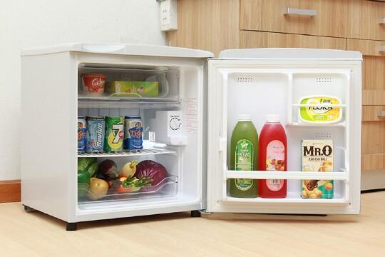 Review top 5 mẫu tủ lạnh mini gọn nhẹ hiệu năng mạnh mẽ, giá thành hợp lý