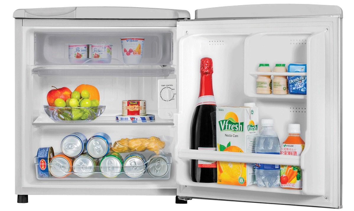 Tủ lạnh mini Aqua 50L-1
