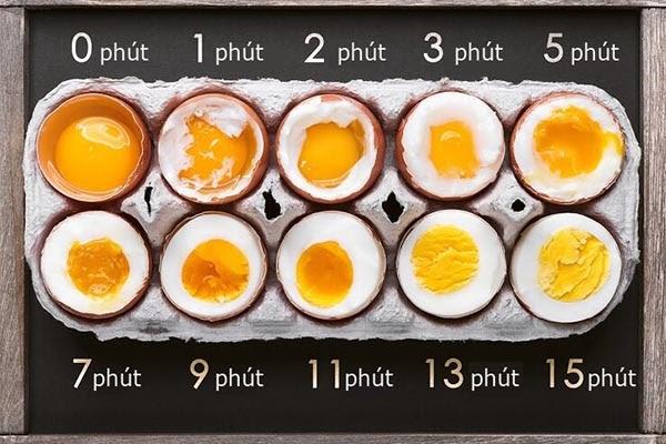 uộc trứng gà