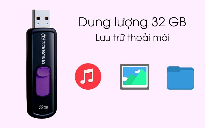 USB 3.1 32 GB Transcend JetFlash 760
