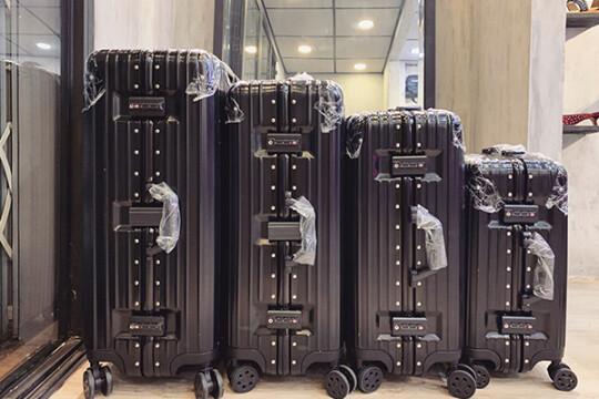Review top 5 những chiếc vali kéo tốt nhất để đi du lịch