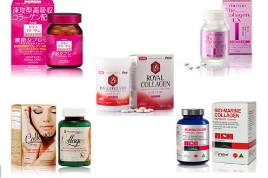 Review viên uống collagen giúp sáng da, giữ lại vẻ thanh xuân