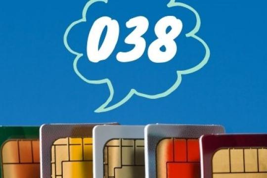 038 là mạng gì? Có nên mua sim số có đầu 038?