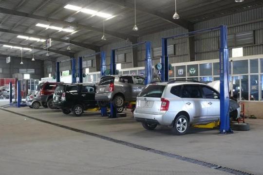 Review top 5 gara ô tô Hà Nội uy tín, được nhiều khách hàng tin cậy