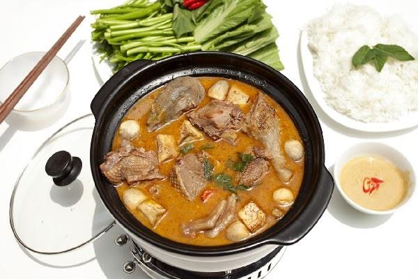 Vịt nấu chao- món ăn đậm đà hương vị Tây Nam Bộ
