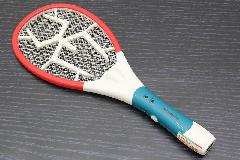 vợt muỗi điện