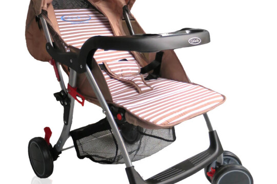 Review các loại xe đẩy cho bé với thiết kế hiện đại, an toàn