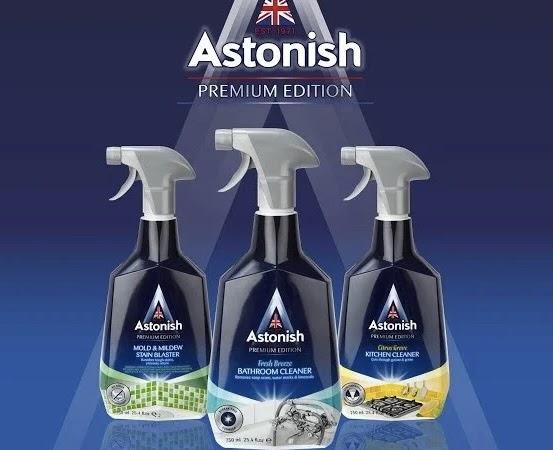 Xịt tẩy rửa đa năng Astonish