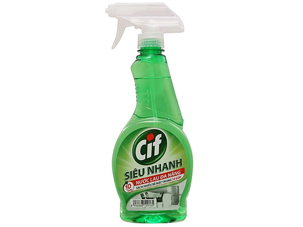 Xịt tẩy rửa đa năng CIF